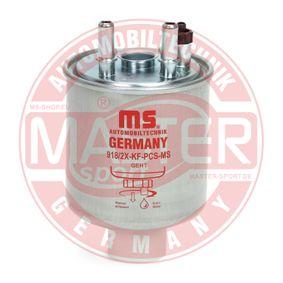 430091820 MASTER-SPORT mit Dichtungen Höhe: 109mm Kraftstofffilter 918/2X-KF-PCS-MS günstig kaufen