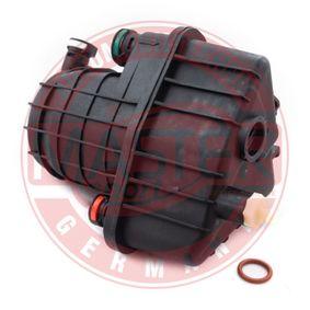 430093930 MASTER-SPORT ohne Dichtung Höhe: 188mm Kraftstofffilter 939/3-KF-PCS-MS günstig kaufen