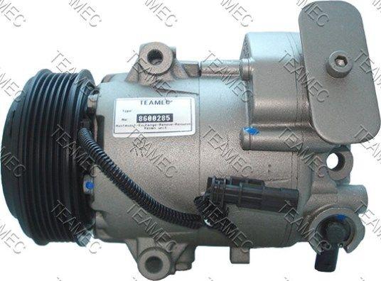 Kompressor Klimaanlage TEAMEC 8600285