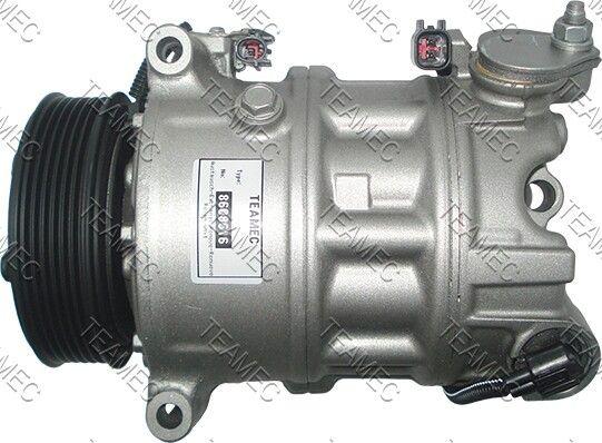 PXC16 TEAMEC PAG 46 Riemenscheiben-Ø: 110mm Klimakompressor 8608616 günstig kaufen