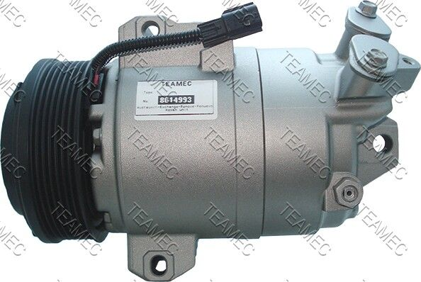 Original RENAULT Kompressor Klimaanlage 8614993