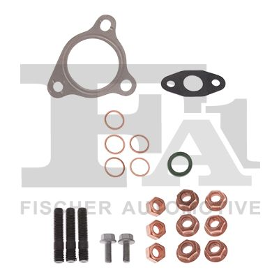Montagesatz, Lader FA1 KT540090