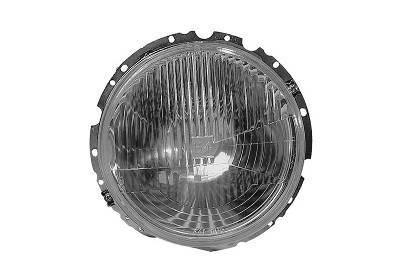 Buy original Headlamps VAN WEZEL 5810949