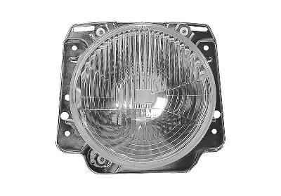 VAN WEZEL: Original Hauptscheinwerfer 5812949 (Links-/Rechtsverkehr: für Rechtsverkehr, Fahrzeugausstattung: für Fahrzeuge mit Leuchtweiteregelung, für Fahrzeuge ohne Leuchtweiteregelung)