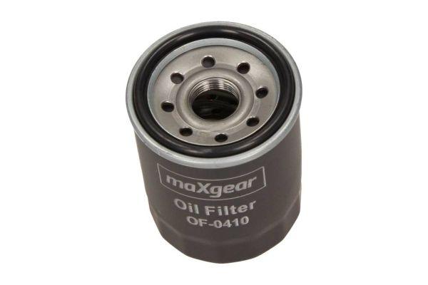 OF0410 MAXGEAR Anschraubfilter, mit einem Rücklaufsperrventil Innendurchmesser 2: 55mm, Innendurchmesser 2: 55mm, Ø: 66mm, Außendurchmesser 2: 62mm, Höhe: 90mm Ölfilter 26-0867 günstig kaufen