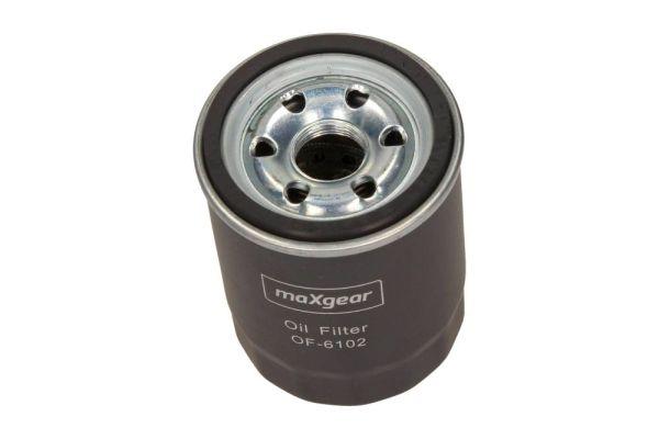 OF6102 MAXGEAR Anschraubfilter, mit einem Rücklaufsperrventil Innendurchmesser 2: 55mm, Innendurchmesser 2: 55mm, Ø: 66mm, Außendurchmesser 2: 62mm, Höhe: 90mm Ölfilter 26-0884 günstig kaufen