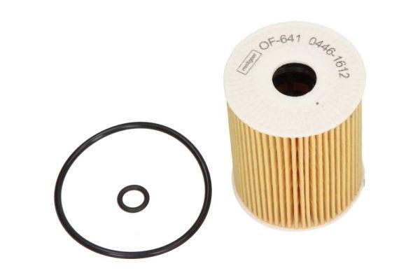 OF641 MAXGEAR mit Dichtungen, Filtereinsatz Innendurchmesser: 25mm, Innendurchmesser 2: 25mm, Ø: 64mm, Höhe: 83mm Ölfilter 26-0886 günstig kaufen