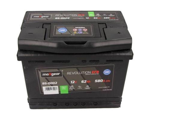 OE Original Starterbatterie 85-0002 MAXGEAR