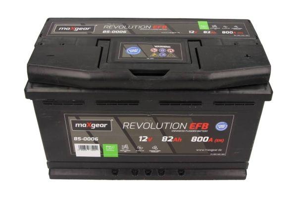 OE Original Starterbatterie 85-0006 MAXGEAR