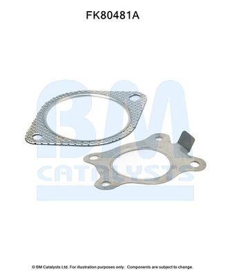 FK80481 BM CATALYSTS Montagesatz, Katalysator FK80481 günstig kaufen