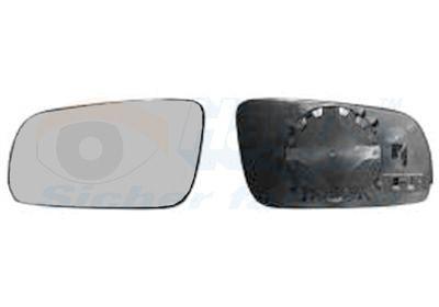 Original SEAT Spiegelglas Außenspiegel 5878832
