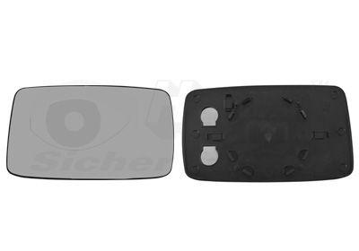 Original SEAT Rückspiegelglas 5880831