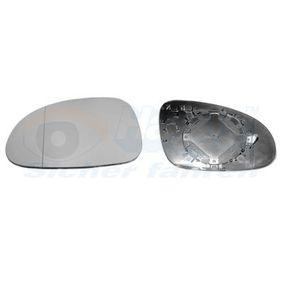 5894837 VAN WEZEL Vänster Spegelglas, yttre spegel 5894837 köp lågt pris
