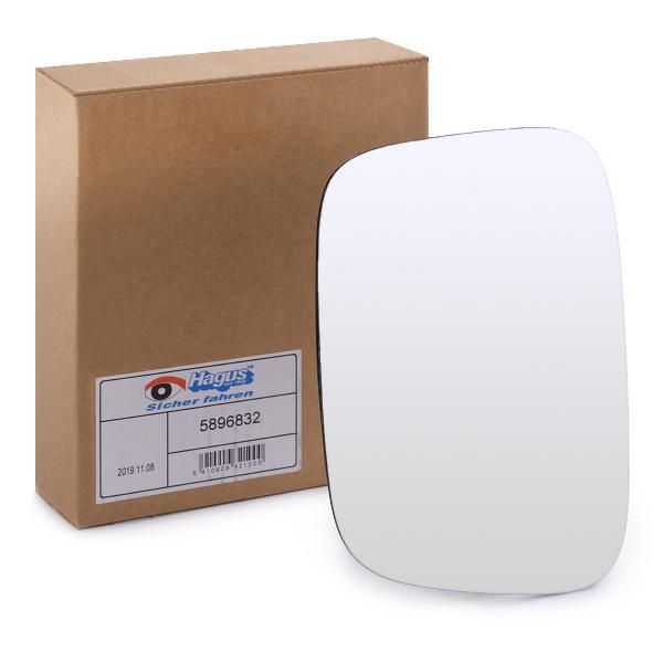 Buy original Door mirror glass VAN WEZEL 5896832