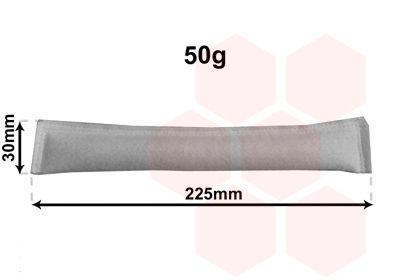 Achetez Filtre déshydratant climatisation VAN WEZEL 9900D125 () à un rapport qualité-prix exceptionnel