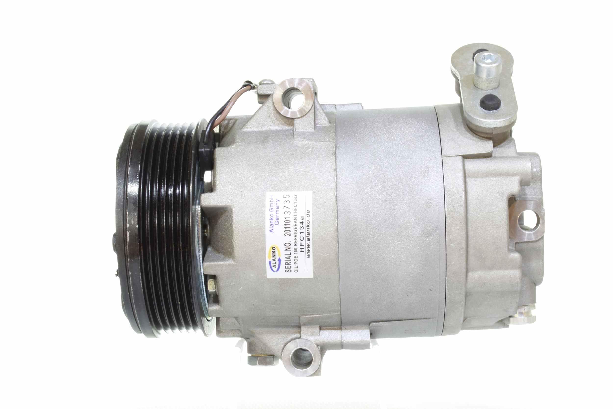 Original Ilmastoinnin kompressori 10550072 Vauxhall