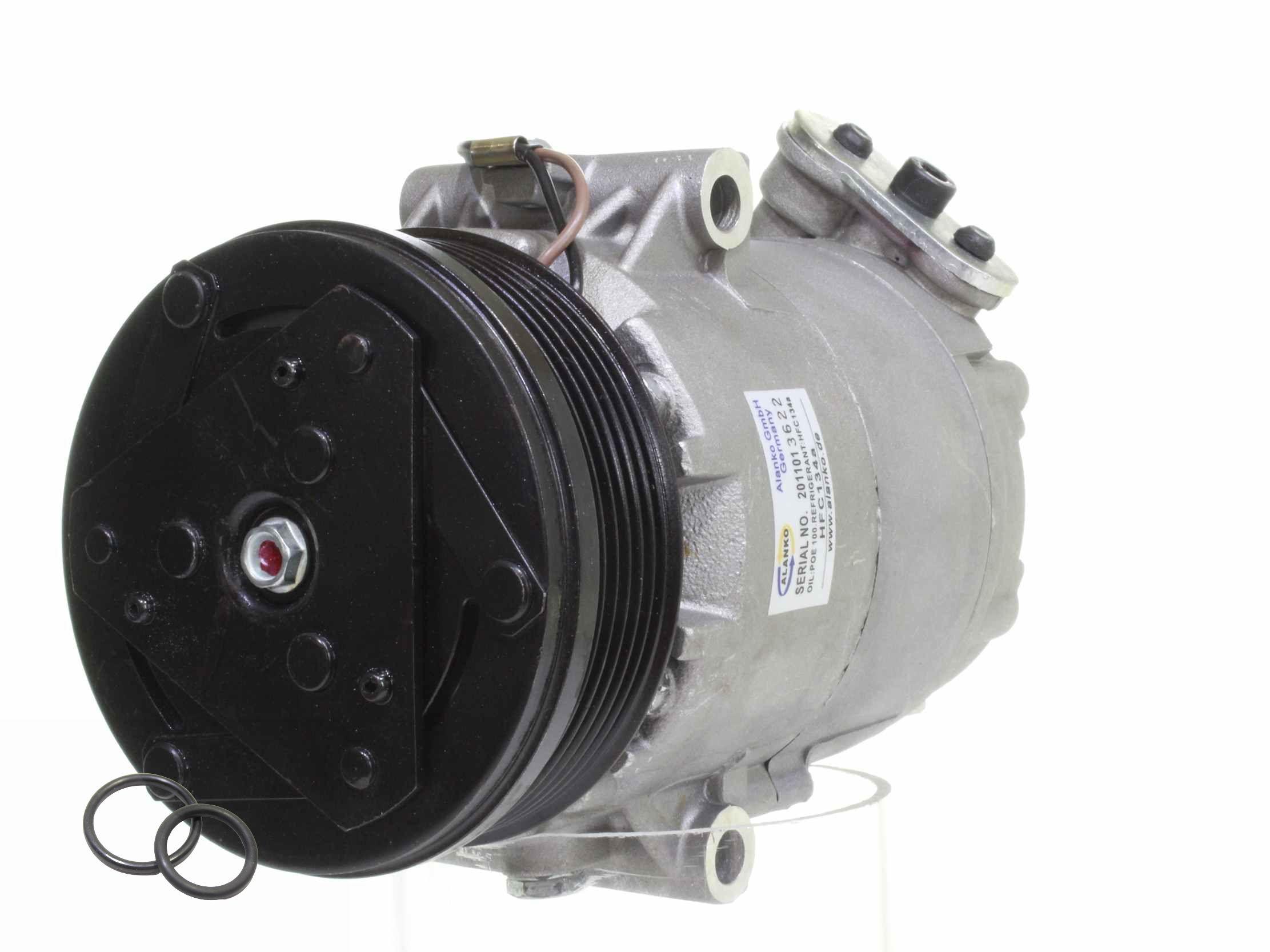 Kompressor Klimaanlage 10550074 Opel ZAFIRA 2009