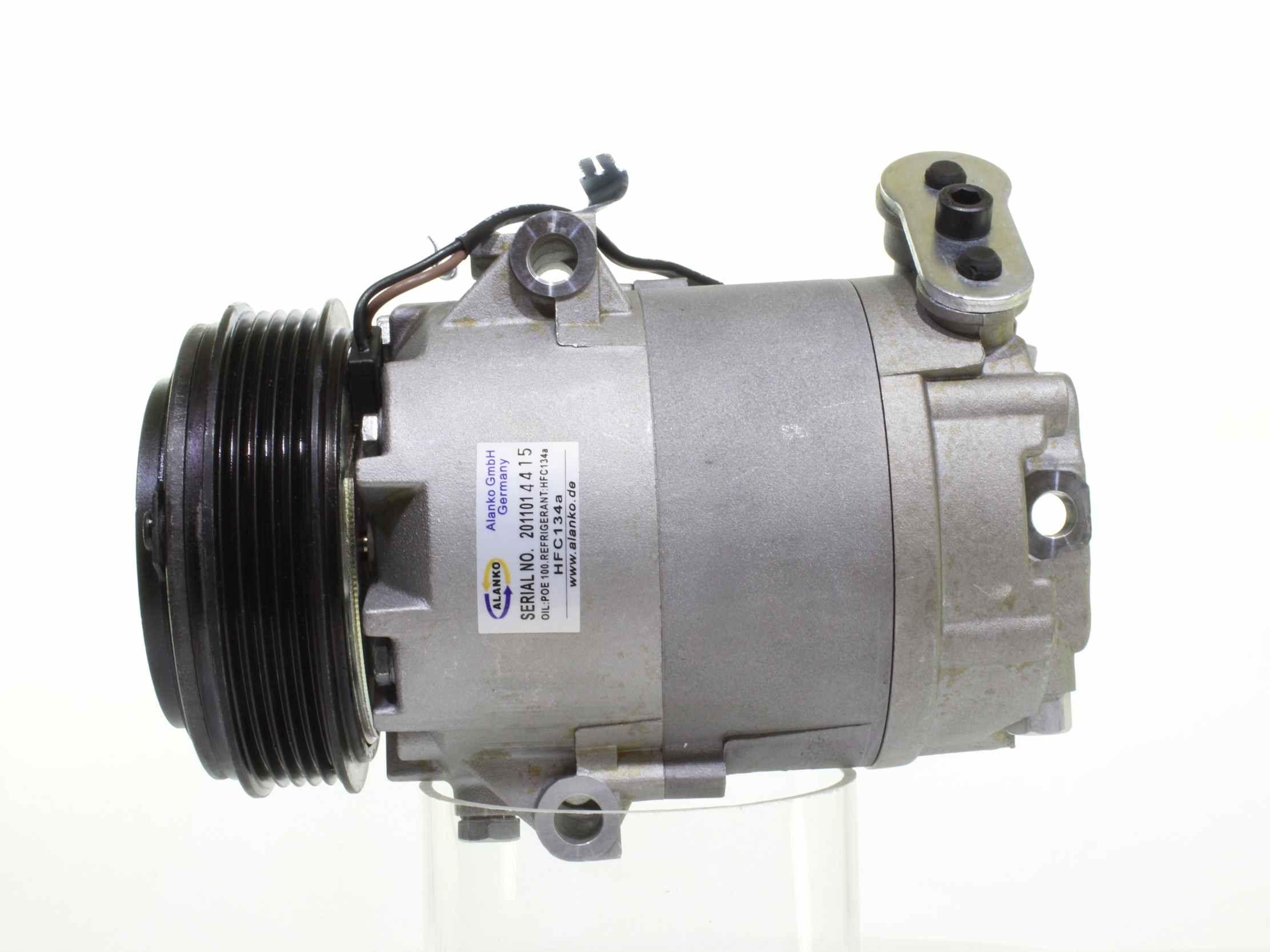 Kompressor 10550151 Opel MERIVA 2010