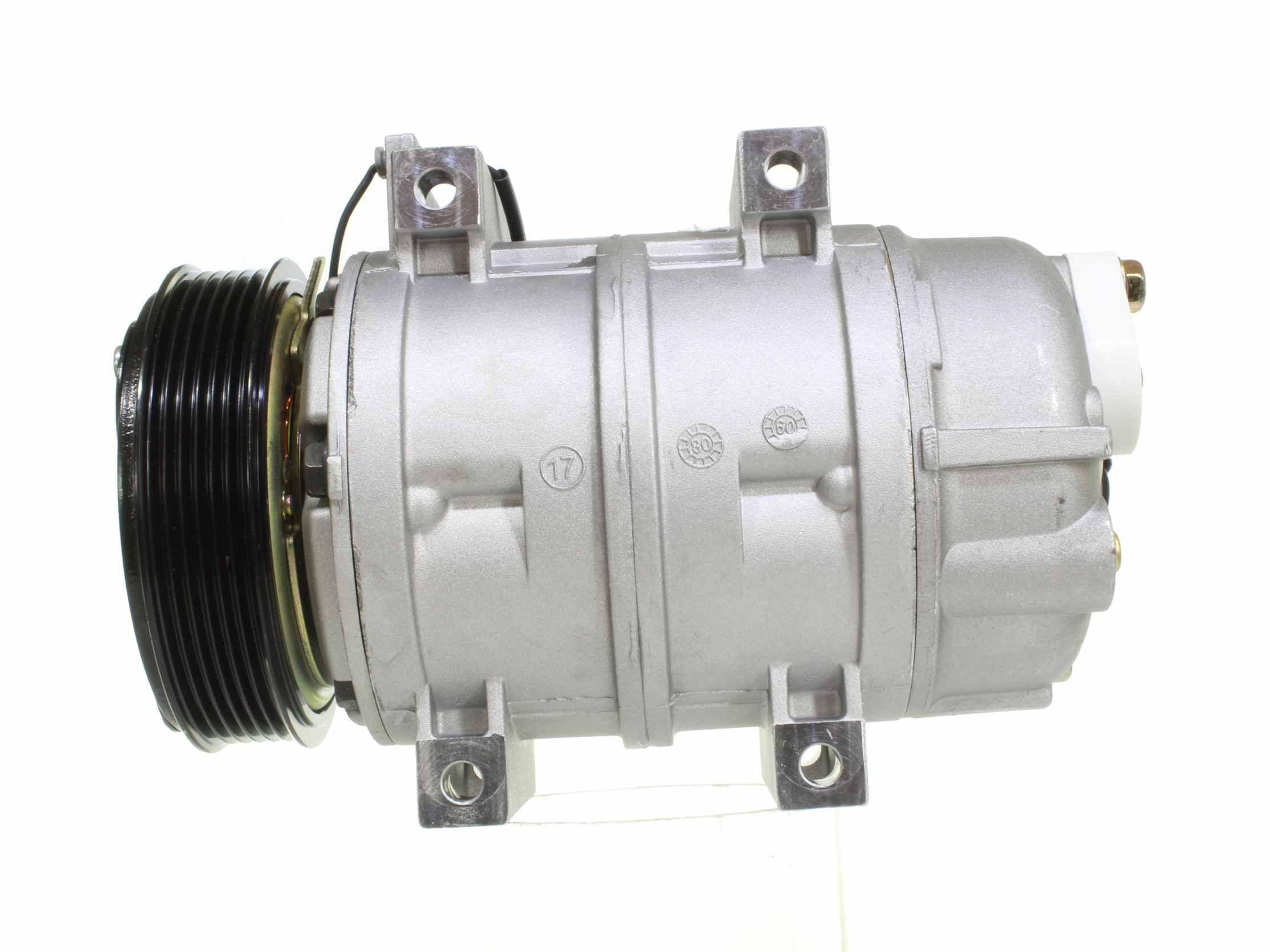 ALANKO: Original Kompressor Klimaanlage 10550296 (Riemenscheiben-Ø: 120mm)