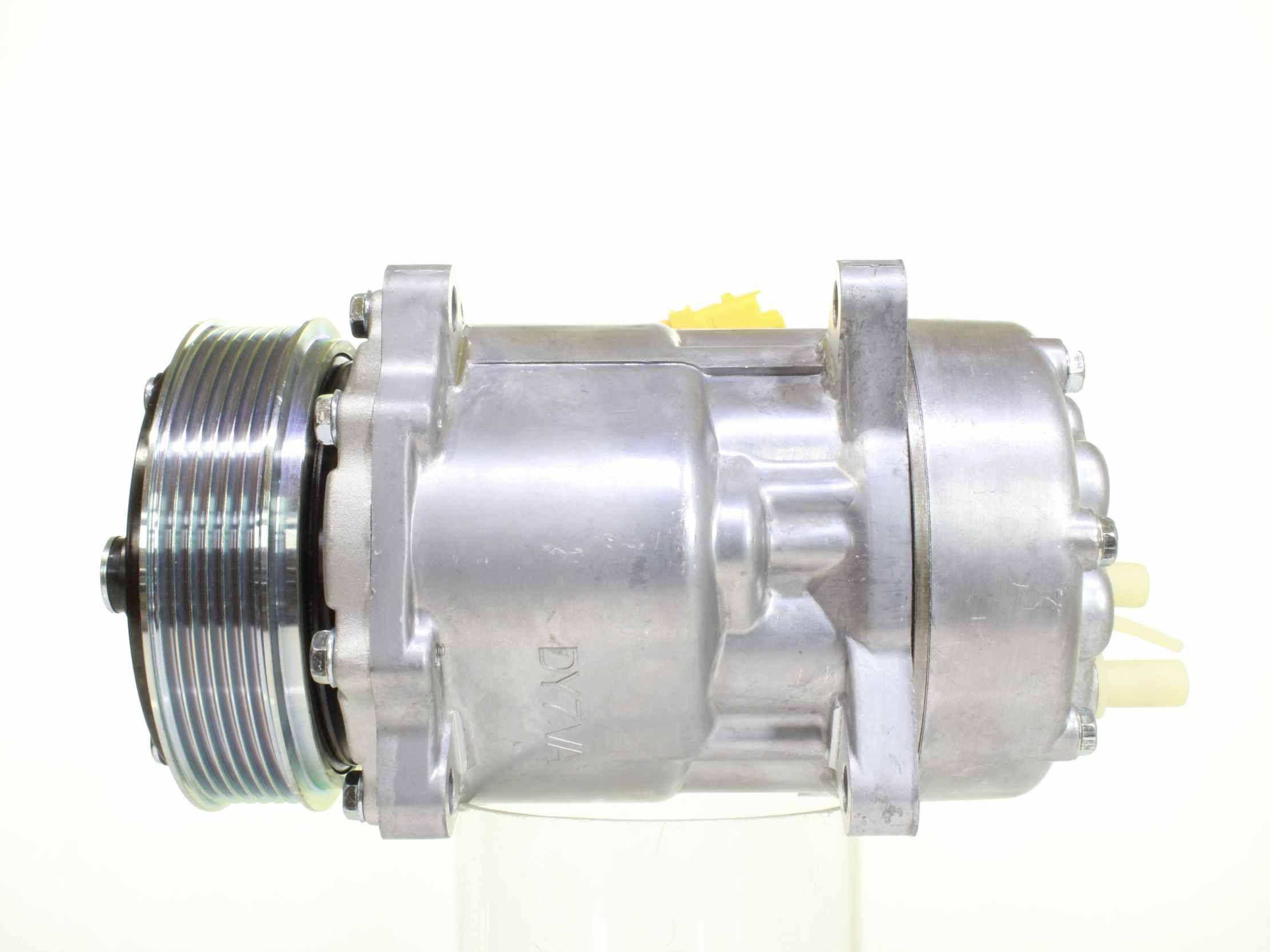 SD7V16 ALANKO PAG 46, Kältemittel: R 134a Riemenscheiben-Ø: 120mm Klimakompressor 10550401 günstig kaufen