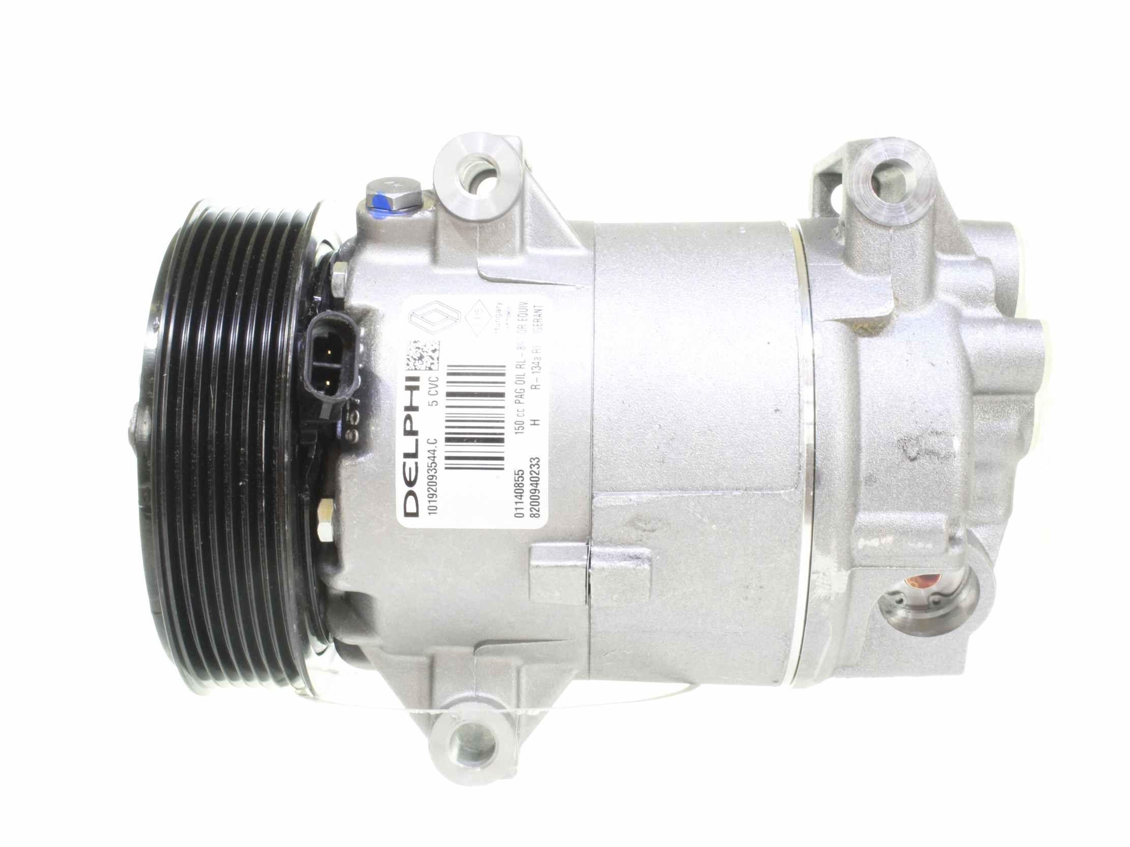 CVC ALANKO PAG 46 Riemenscheiben-Ø: 119mm Klimakompressor 10550404 günstig kaufen