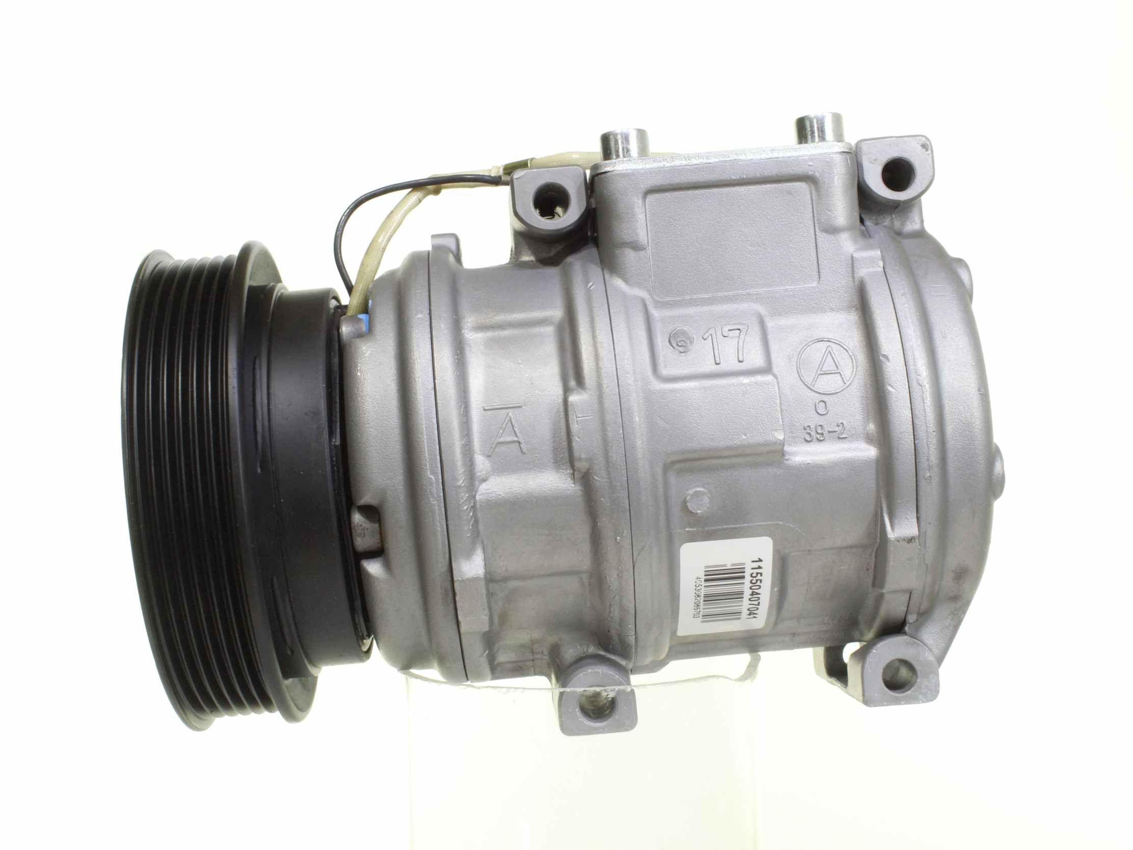 550407 ALANKO PAG 46 Riemenscheiben-Ø: 133mm Klimakompressor 10550407 günstig kaufen
