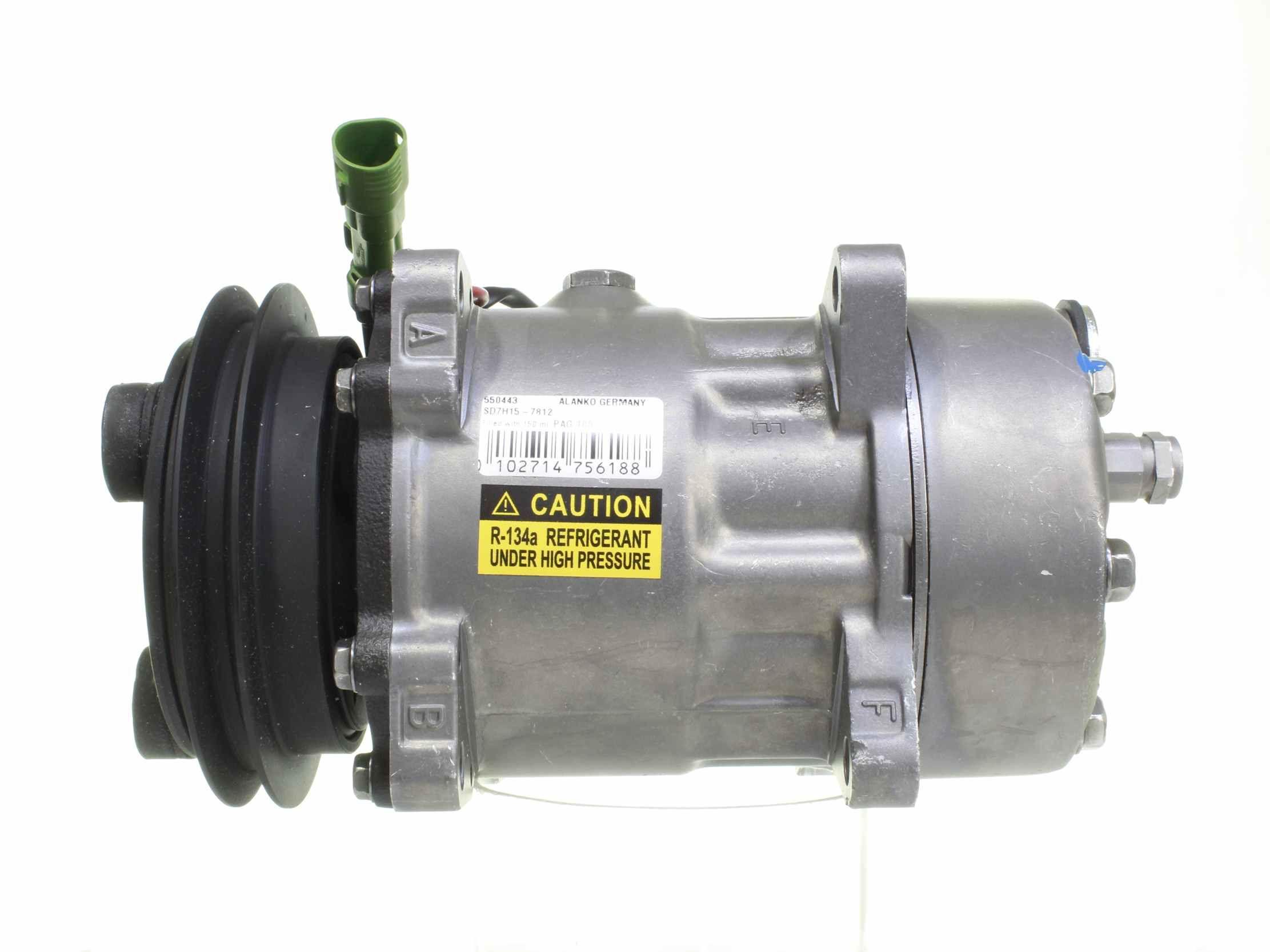 Original JAGUAR Kompressor Klimaanlage 10550443
