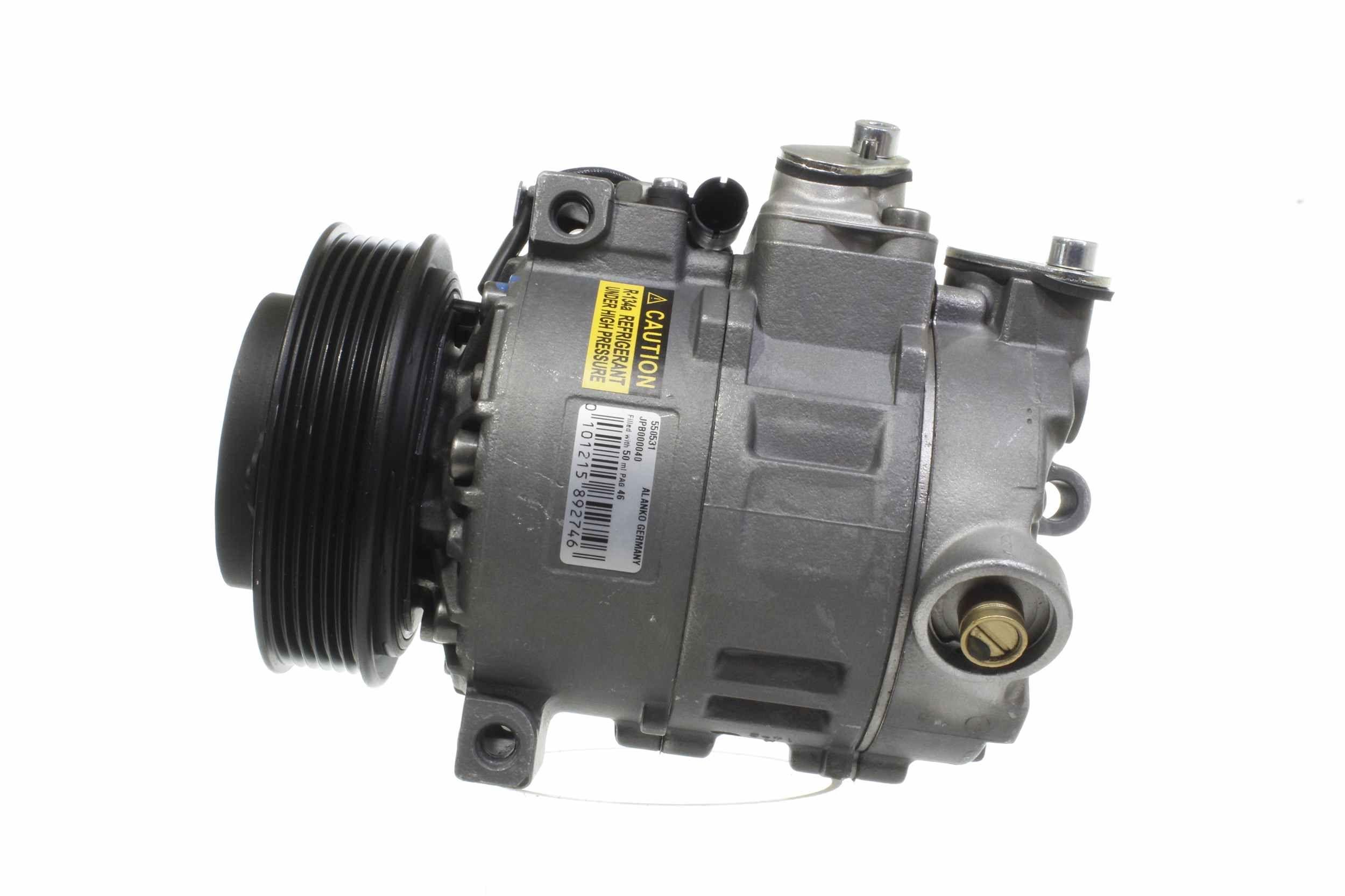 Original LAND ROVER Kompressor Klimaanlage 10550531