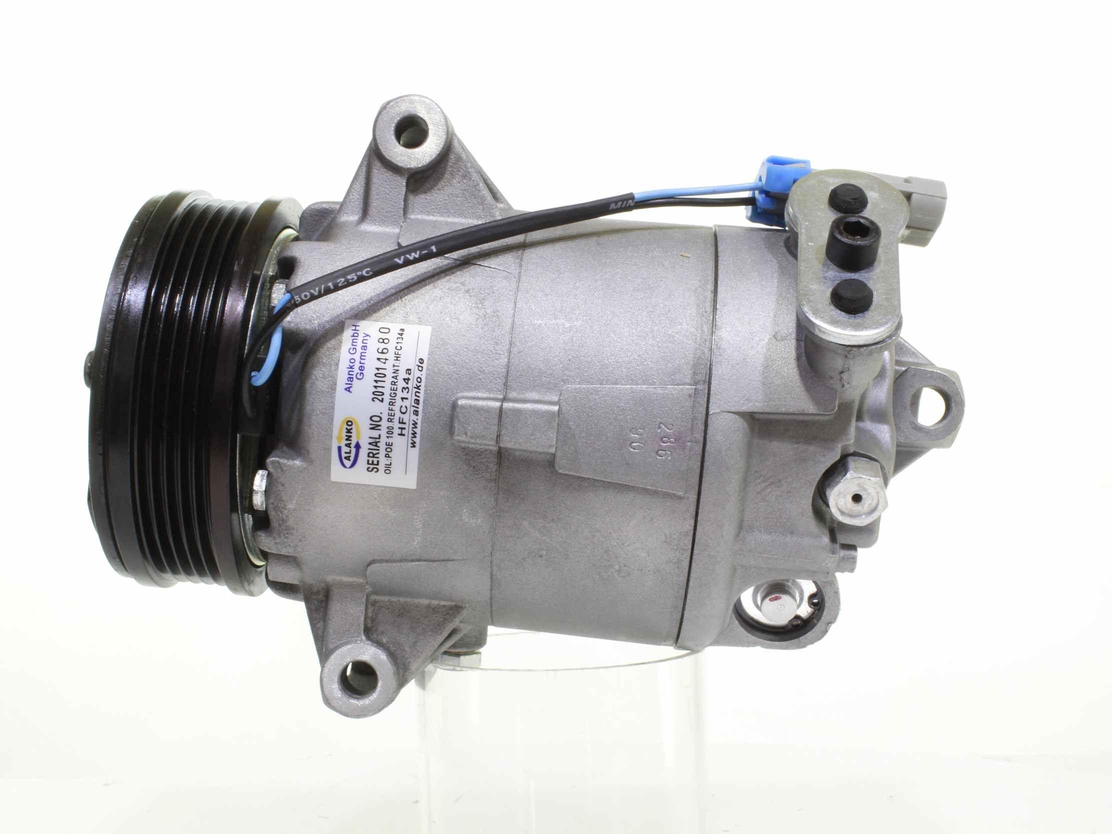 Kompressor Klimaanlage 10550557 Opel ZAFIRA 2014