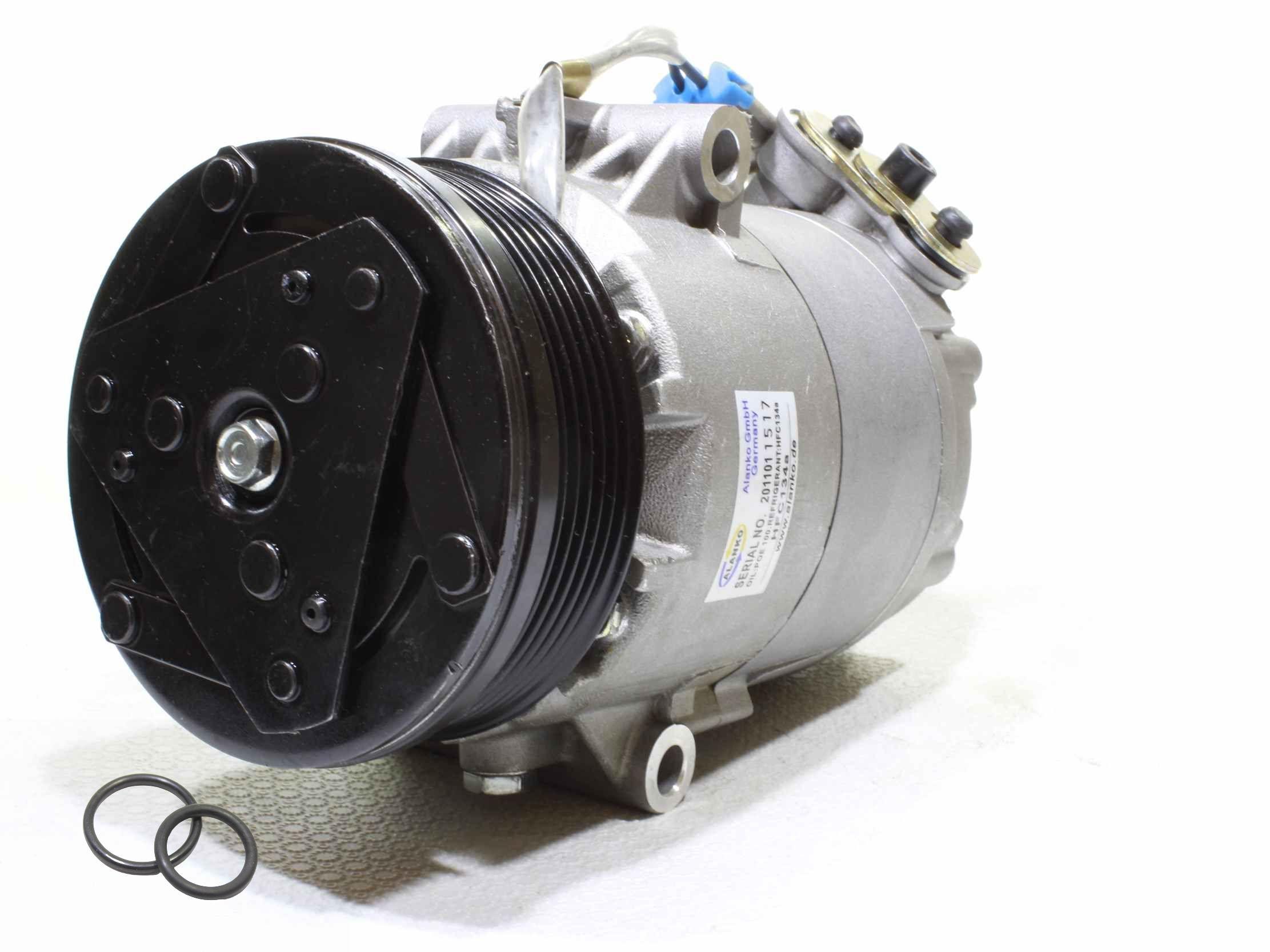 Klimakompressor 10550655 Opel ZAFIRA 2010