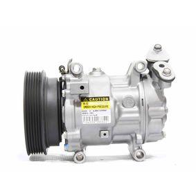 SD6V12 ALANKO PAG 46, Kältemittel: R 134a Riemenscheiben-Ø: 125mm Kompressor, Klimaanlage 10550902 günstig kaufen