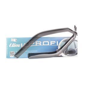 3277 ClimAir Fensterschacht, vorne, schwarz Windabweiser CLS0033277D günstig kaufen