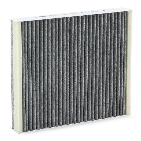 Origine Filtre climatisation PURFLUX AHC286 (Largeur: 204mm, Hauteur: 35mm, Longueur: 240mm)