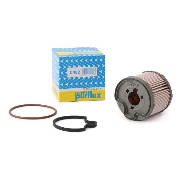 PURFLUX | Filtre à carburant C482
