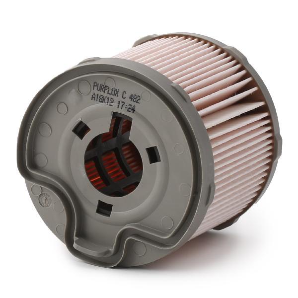 C482 Filtre fioul PURFLUX C482 - Enorme sélection — fortement réduit