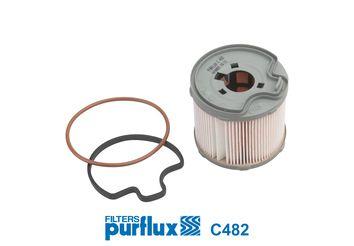 C482 Filtre fioul PURFLUX - L'expérience aux meilleurs prix