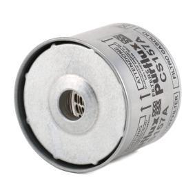 CS157A Brandstoffilter PURFLUX CS157A - Geweldige selectie — enorm verlaagd