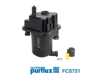 FCS751 Leitungsfilter PURFLUX in Original Qualität