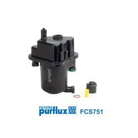 FCS751 Kraftstofffilter PURFLUX Erfahrung