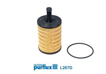 L267D Filter PURFLUX - Markenprodukte billig