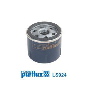LS924 Ölfilter PURFLUX Erfahrung