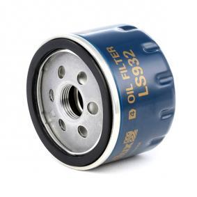 LS932 Oljni filter PURFLUX LS932 - Ogromna izbira