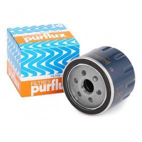 LS933 PURFLUX Ø: 76mm, Höhe: 63mm Ölfilter LS933 günstig kaufen