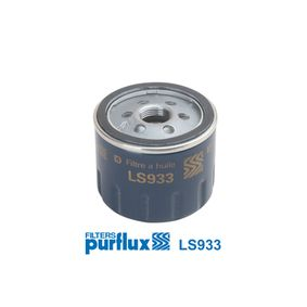 LS933 Ölfilter PURFLUX Erfahrung
