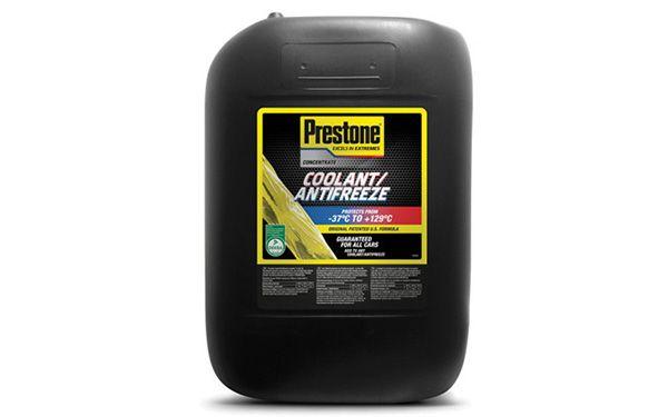 PAFR0702A Prestone 20l, -38(50/50) Temperaturbereich von: -37°C Frostschutz PAFR0702A günstig kaufen