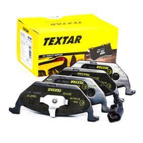 2313101 Bremsbelagsatz, Scheibenbremse TEXTAR - Markenprodukte billig