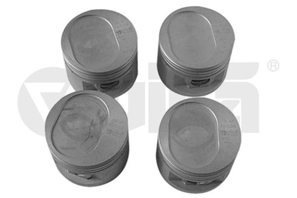 OE Original Motor Kolben 11070015401 VIKA