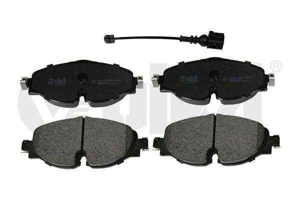 VIKA Brake Pad Set, disc brake 66981408601