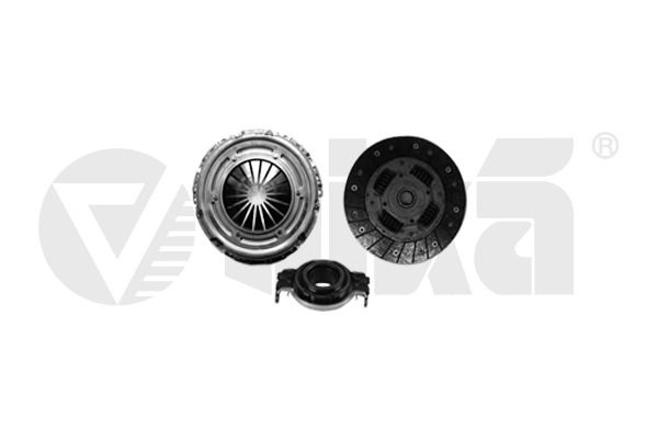 Clutch set K30010701 VIKA — only new parts