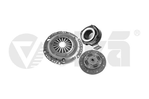 Clutch kit K30333301 VIKA — only new parts